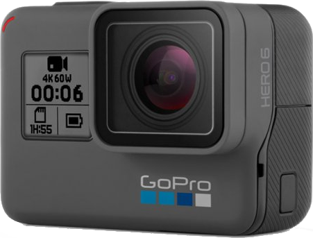 device category GoPro HERO6 Black