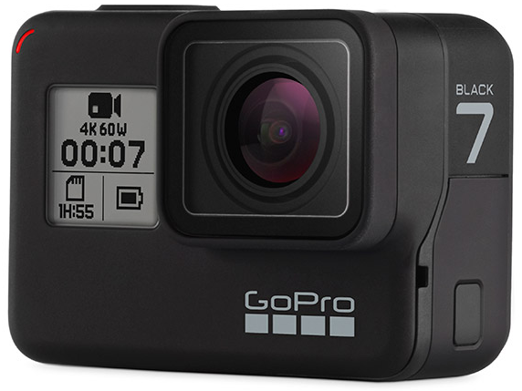 device category GoPro HERO7 Black